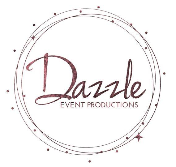 65e2104dbfe09fdb Dazzle Logo Rose Gold