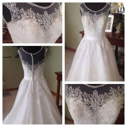 Ellynne Bridal Reviews Amp Ratings Wedding Dress Amp Attire Nebraska