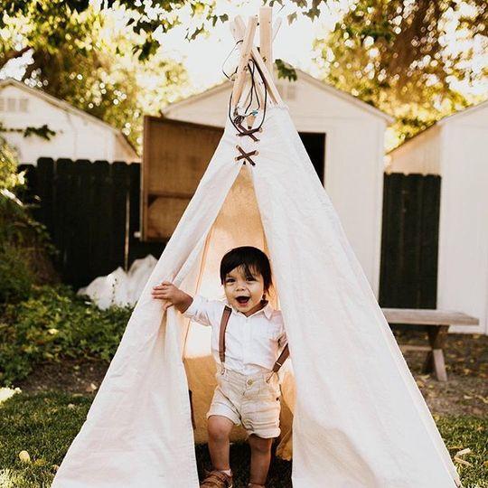 Little tents