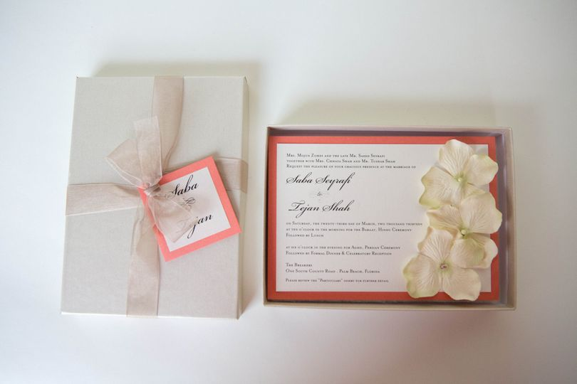 boxedweddinginvitationcoral