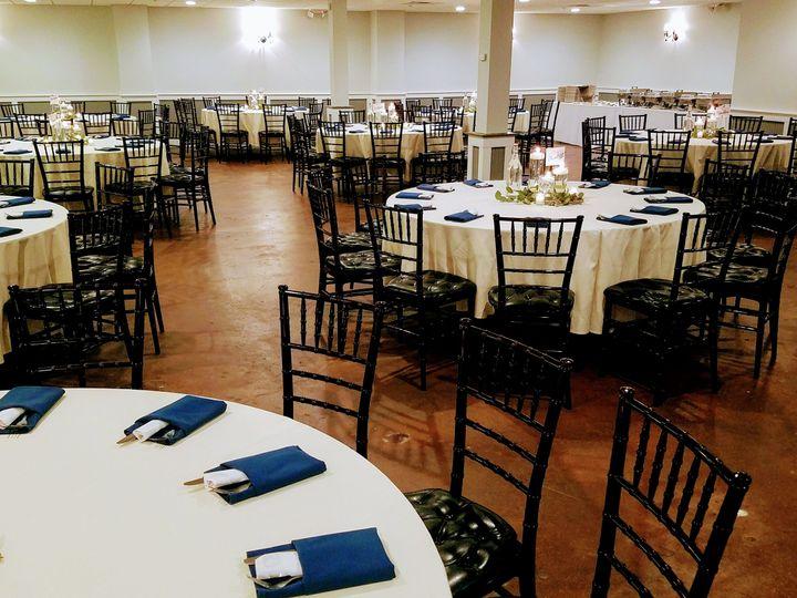 Banquet Room View Toward Buffet