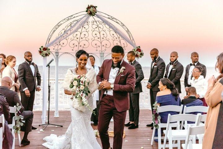 Celebrations by Bay Wedding