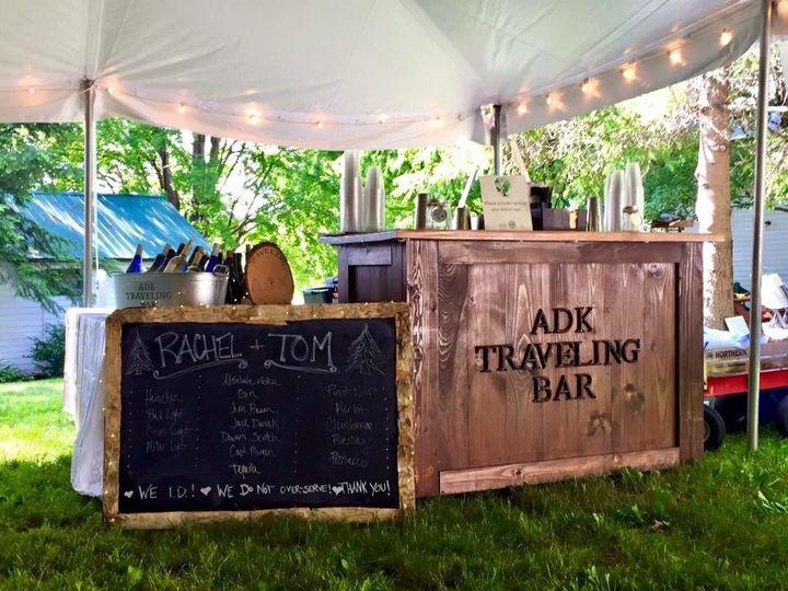 ADK Travelling Bar