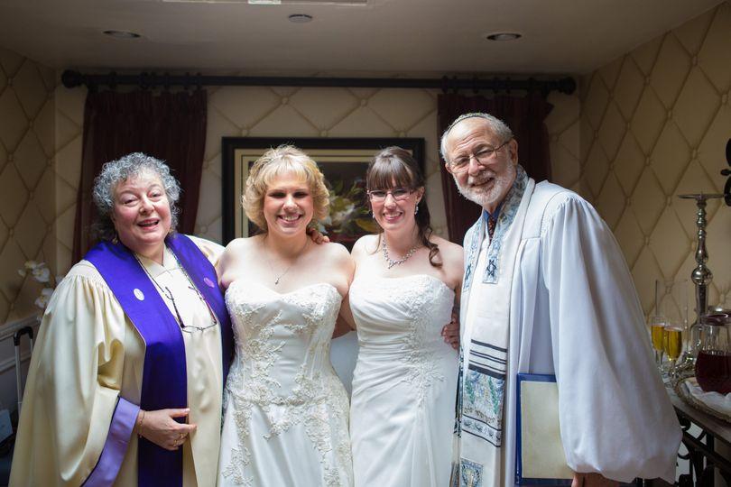 Two more happy brides 2015