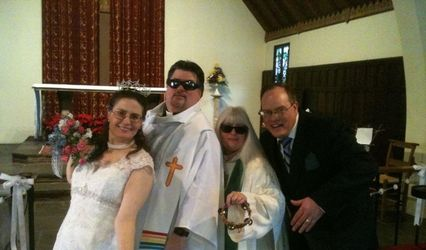 Weddings by Rev. Maura