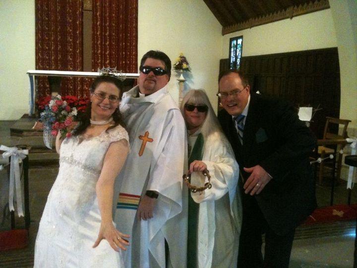 Tmx 1512626727335 Ginger  Dave Wedding Delray Beach, FL wedding officiant