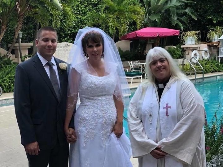 Tmx 1531683427 11862cc19ab69540 1531683426 D130f519a317a54e 1531683422730 1 Katelyn   Bryan Po Delray Beach, FL wedding officiant