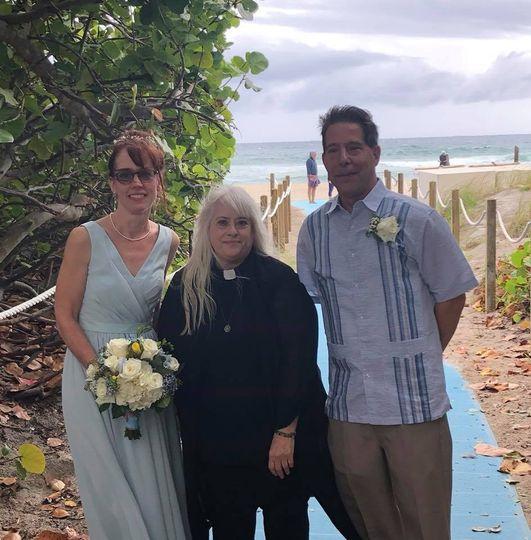 Wendy & Cliff, Delray Beach