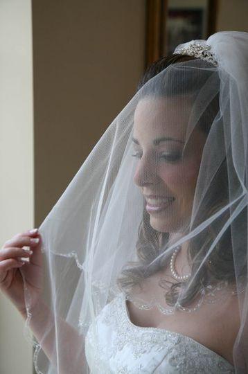 brideveiloverface