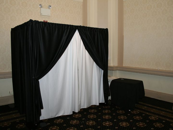 Tmx 1353552699829 Enclosedbooth1 Wind Gap, PA wedding rental