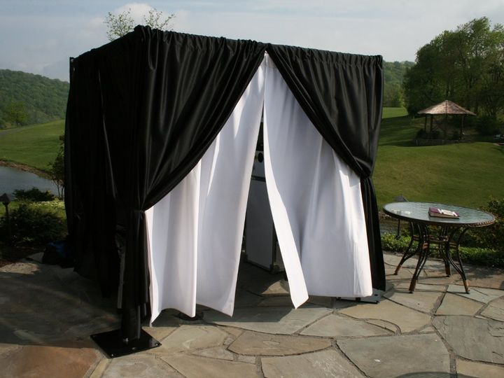Tmx 1353552875142 Enclosedbooth7 Wind Gap, PA wedding rental