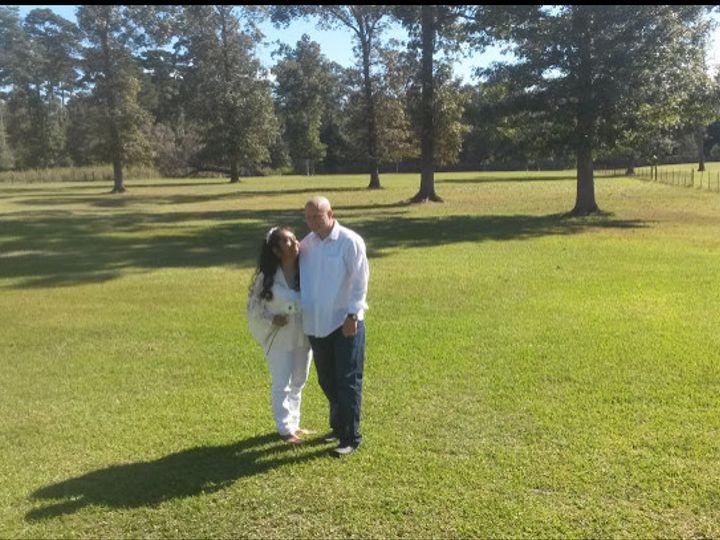 Tmx 1514937069777 Back Yard 2 Splendora, Texas wedding officiant