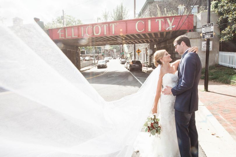 Best Ellicott City Wedding