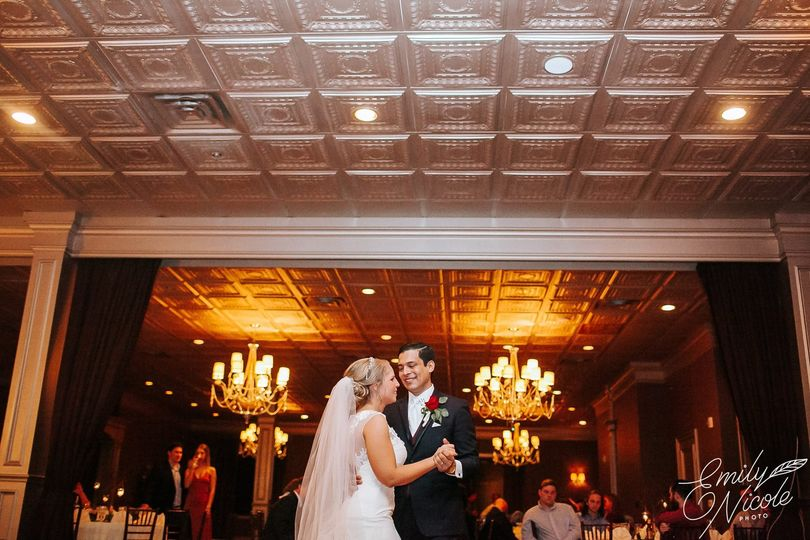First dance | Emily Nicole Photography