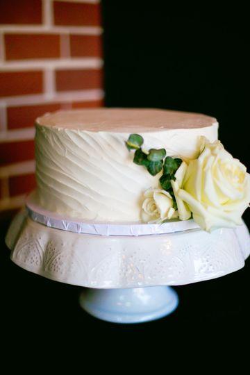 Wedding cake | Heather Buckley Photography