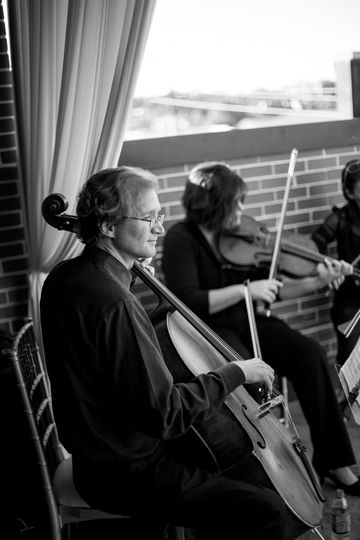 String band | Heather Buckley Photography