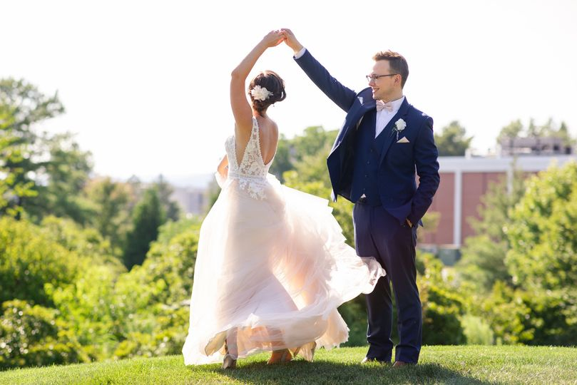 Twirling with love - Emily Hancock Photography