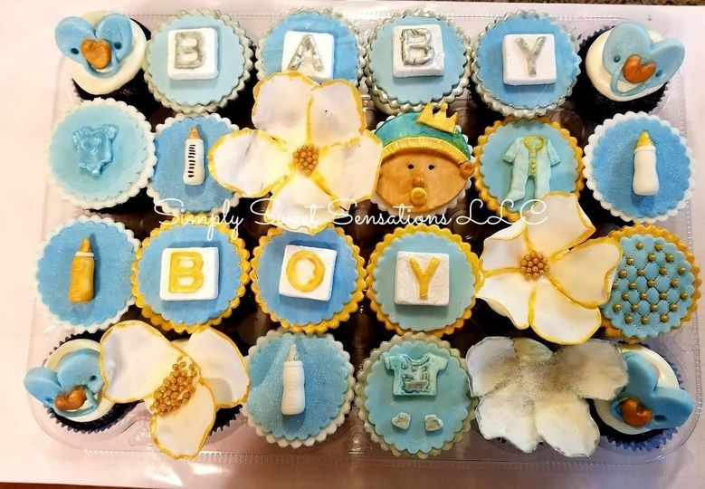 Personalized cupcakes
