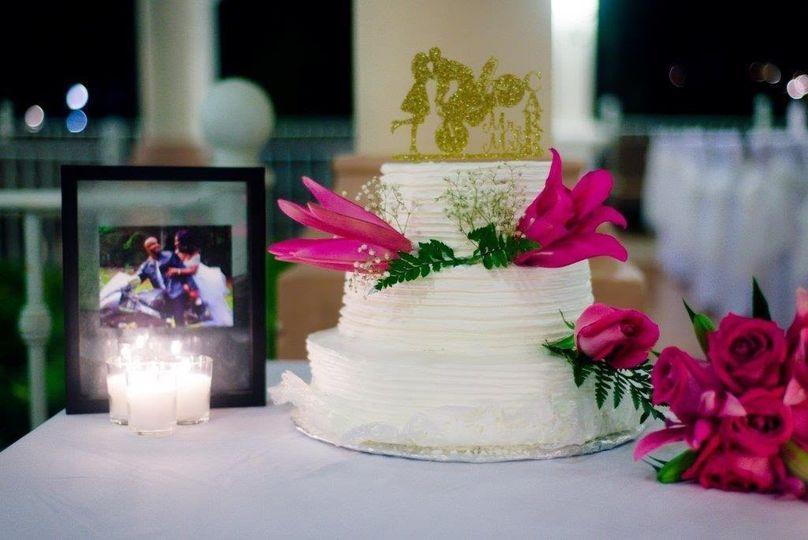 carr cake