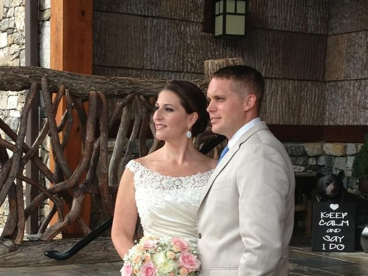 Tmx 1383148567637 Wedding Asheville, North Carolina wedding florist