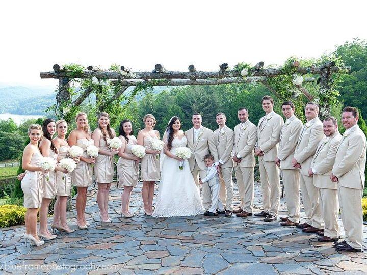 Tmx 1408477667095 10152541101520303845308954115414028863247044n Asheville, North Carolina wedding florist