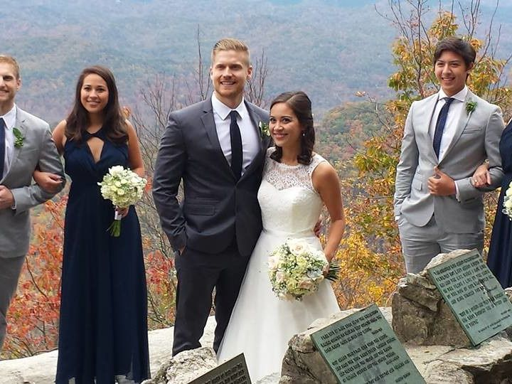 Tmx 1510091749725 121058735302048204660294833158073287647982n Asheville, North Carolina wedding florist