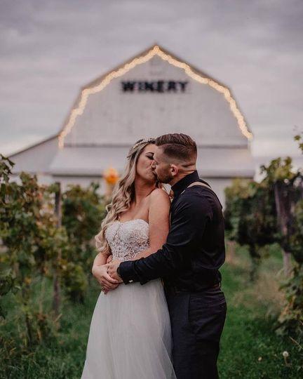 Main vineyard
