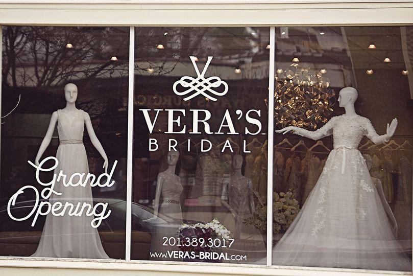Vera's Bridal wedding Gowns