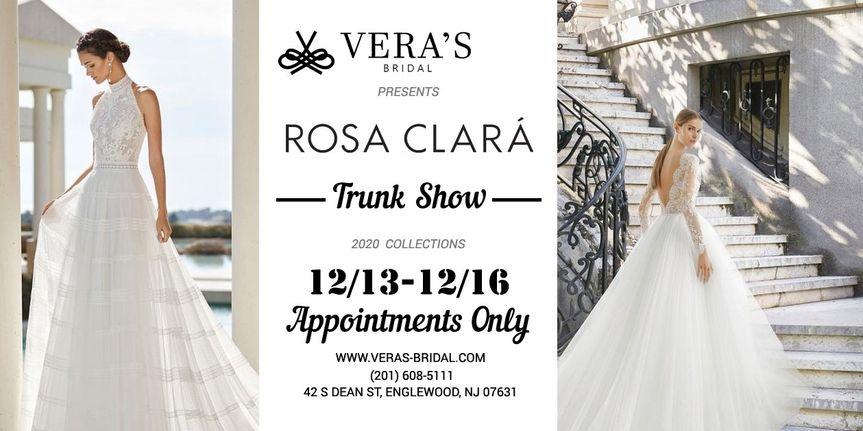 Rosa Clara Trunk Show