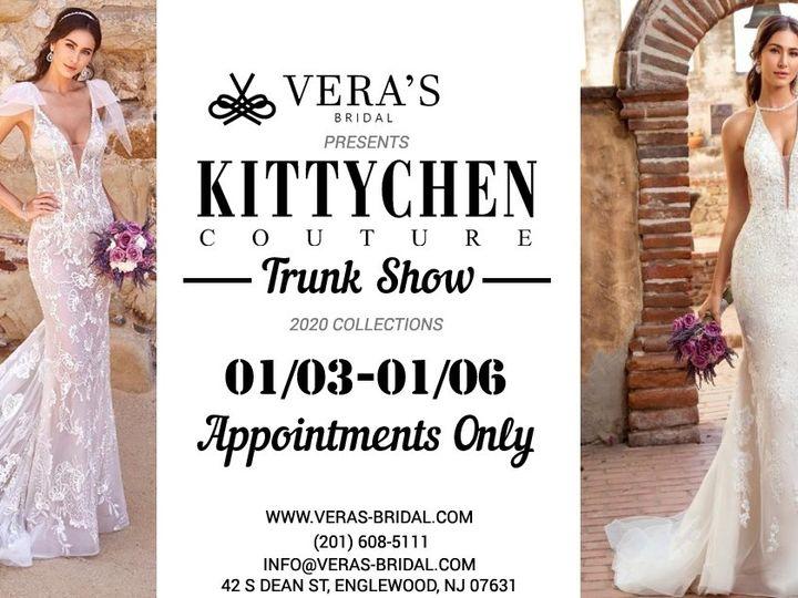 Tmx Kitty Chen Couture Trunkshow Web January 51 1098167 157695059859756 Englewood, NJ wedding dress