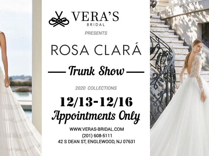 Tmx Rosa Clara Trunkshow December 51 1098167 157436488867657 Englewood, NJ wedding dress