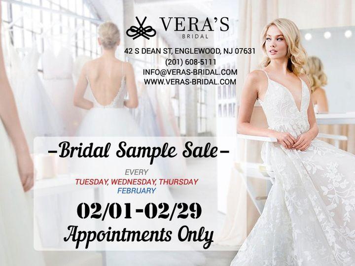 Tmx Sample Sale Feb2 51 1098167 158064226415880 Englewood, NJ wedding dress