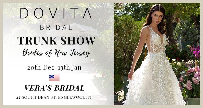 Dovita Bridal Trunk Show