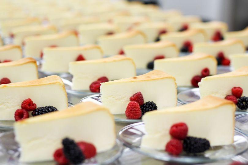 Banquet Desserts