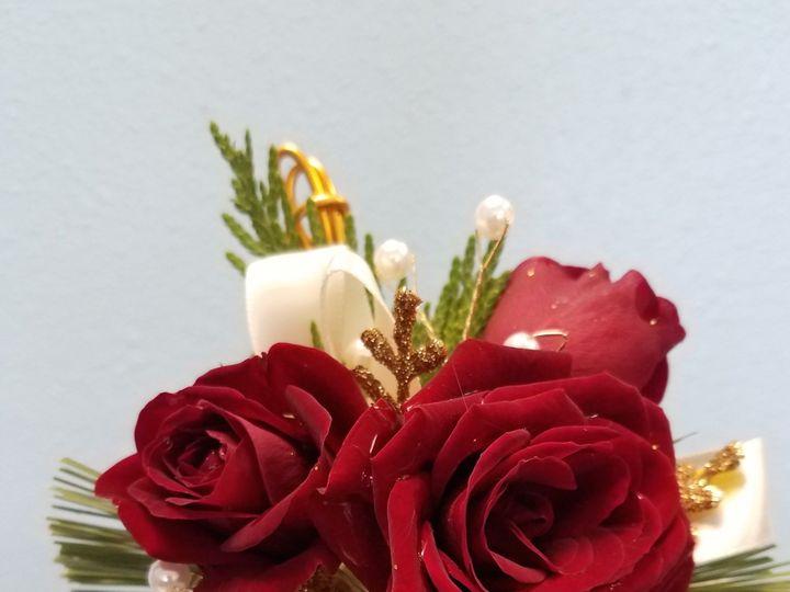 Tmx Christmas Corsage 51 1110267 159370906179373 Ocala, FL wedding florist