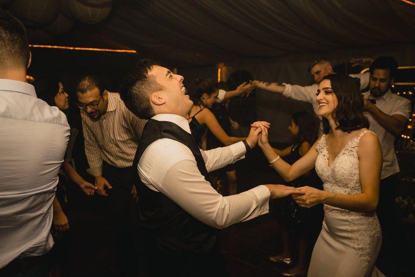 Dance till you laugh