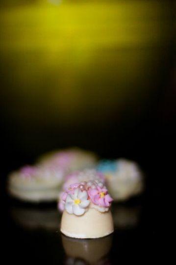 Bridal Collection Artisan Oreos Bridal Truffles Handmade Specialty  Dipped in Dark, Milk or...