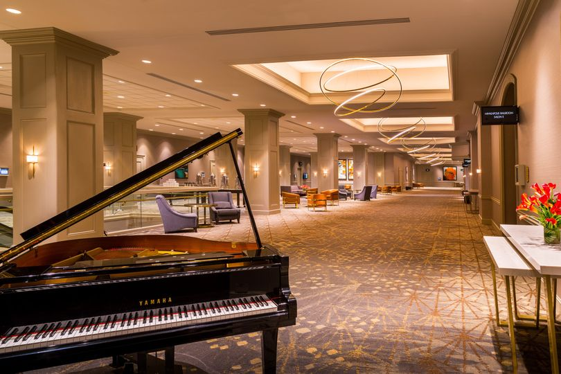 Minneapolis ballroom foyer