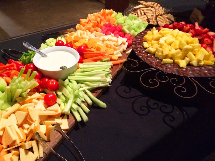 Crudite Display