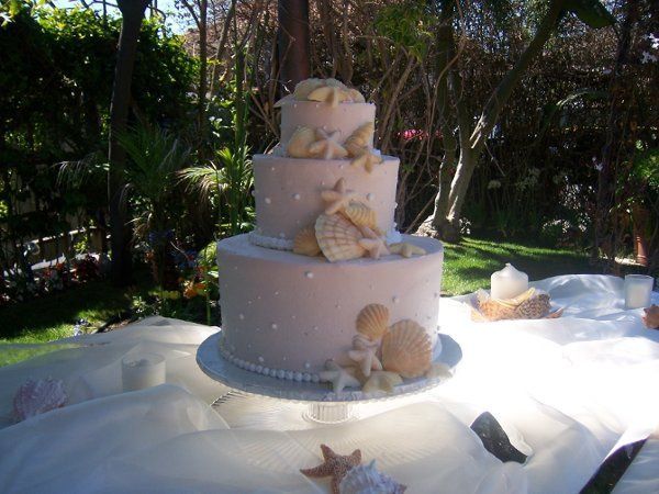 Tmx 1222265179589 Seashells Paso Robles wedding cake