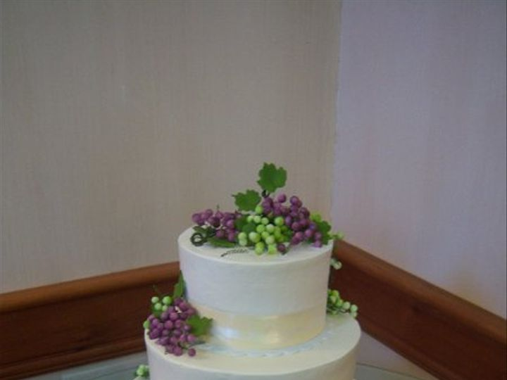 Tmx 1226874870625 127 3408 Paso Robles wedding cake