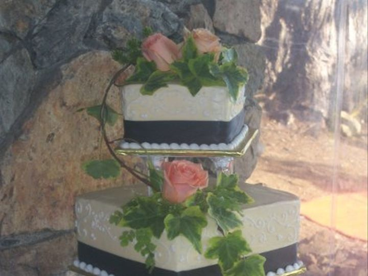 Tmx 1226875789016 Champagne Paso Robles wedding cake