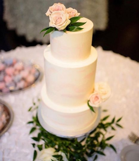 3-Tier Traditional Cake