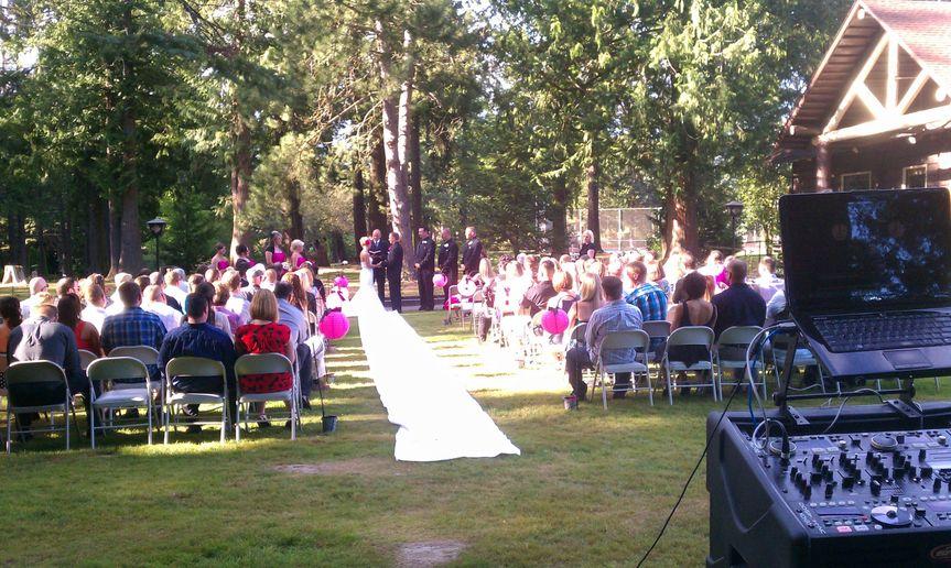 Camano wedding