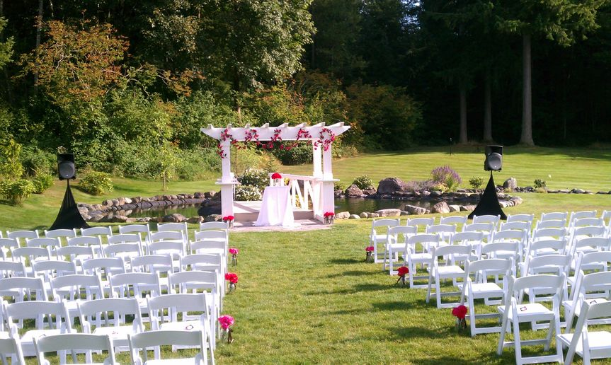 Snohomish wedding