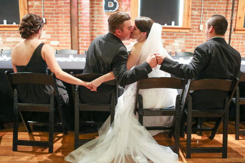 Brittany + Cody! Bride & Groom's show their true feelings.