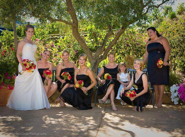 Tmx 1239474781788 20080809bluffwedding0343 Santa Rosa wedding florist