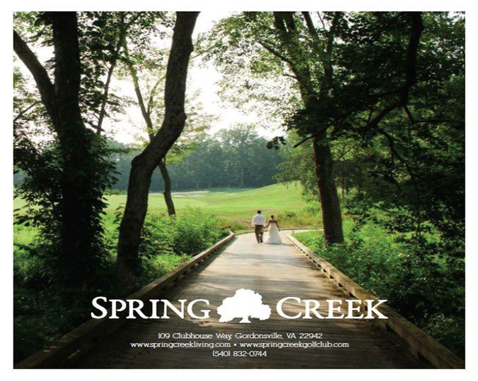 spring creek events marketin