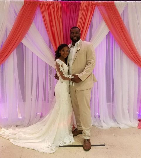 Terrell Wedding August 2019