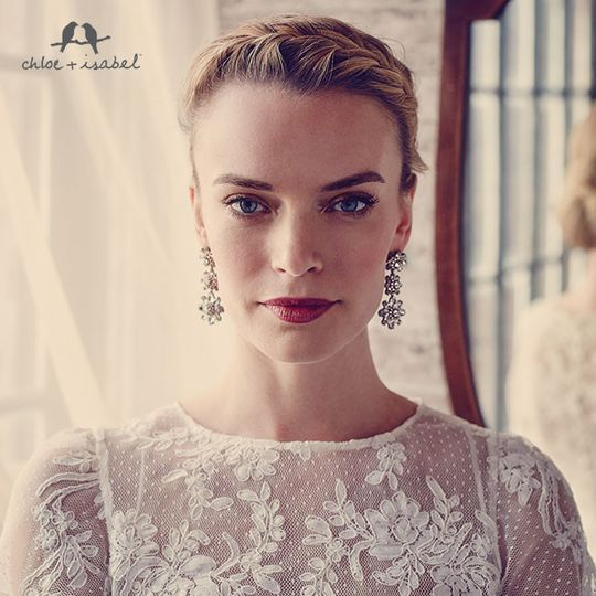 bridal collection vintage earrings summer15